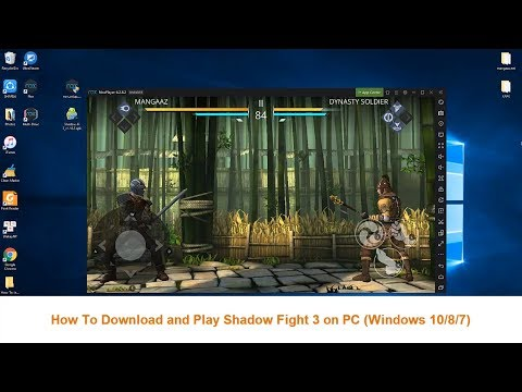 How To Download & Play Shadow Fight 3 On PC Without Bluestacks