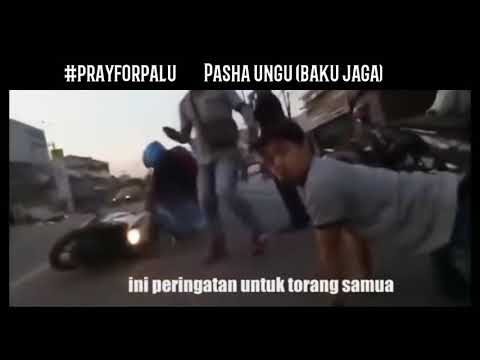 Lagu Gempa Palu, Pray For Palu Pasha Ungu