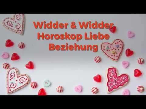 ♡ ♡ Widder  Widder Horoskop Liebe Partnerschaft