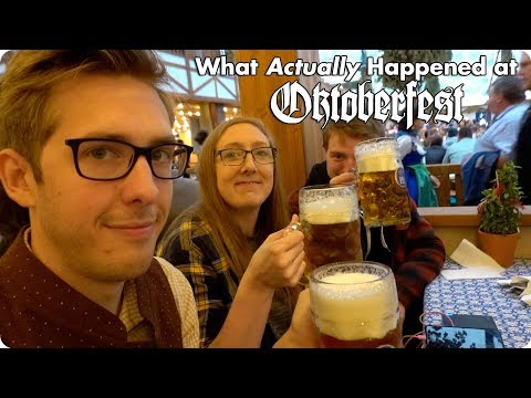 What Actually Happened at Oktoberfest in Munich