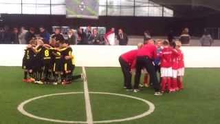 FSV Mainz 05 U9 vs. BvB Borussia Dortmund U9 3:2, Jhg 2005, FINALE CommerzbankCup M`Gladbach Okt2013
