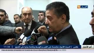 الشلف : وزير الصحة و السكان و إصلاح المستشفيات في زيارة عمل و تفقد لقطاعه