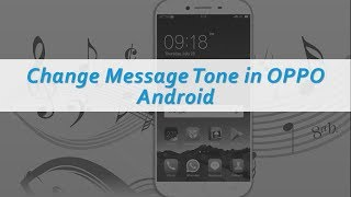 How to change message notification tone on oppo phone: or set a sms in your android smartphone, you have follow few sim...