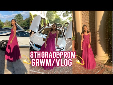 8th-grade-prom-vlog/-how-i-did-the-most🤪