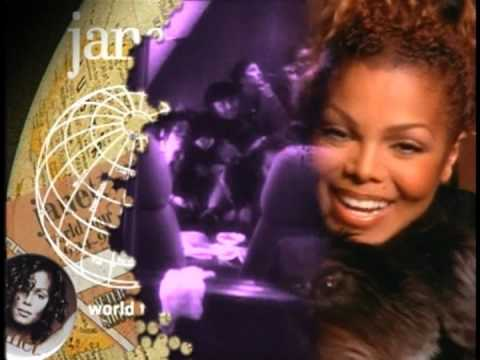 Janet Jackson - Because Of Love (Frankie And David Classic 12'' Mix)
