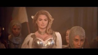game of war fire age 2015 super bowl who i am 30 us tv commercial ft kate upton