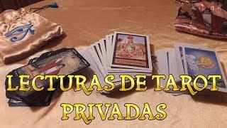 LECTURA DE CARTAS PRIVADA | LECTURA DE TAROT PRIVADA