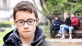 Expérience Sociale #47: La DEPRESSION (Version garçon)