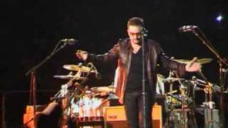 U2 360° in Milano 08 07 09 - electrical storm / unknow caller  /  where the streets have no name
