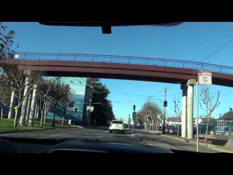 Driving in San Francisco California 2015 1080PHD Part 1