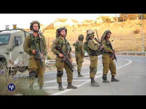 IDF Search on Road 60 - July 1, 2016