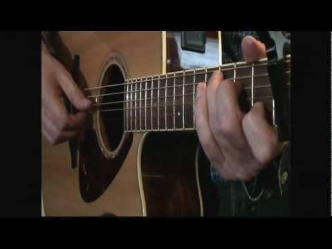 Edelweiss Guitar Fingerstyle Waltz Tutorial