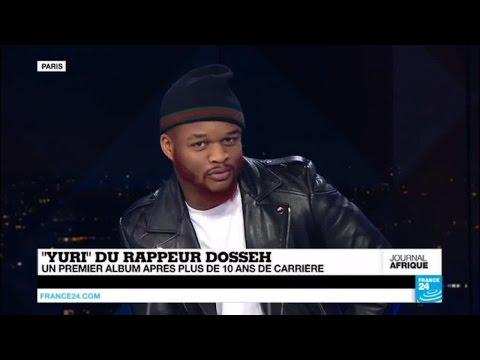 """Découvrez l'album """"Yuri"""" du rappeur DOSSEH - L'Afrique comme source d'inspiration"""