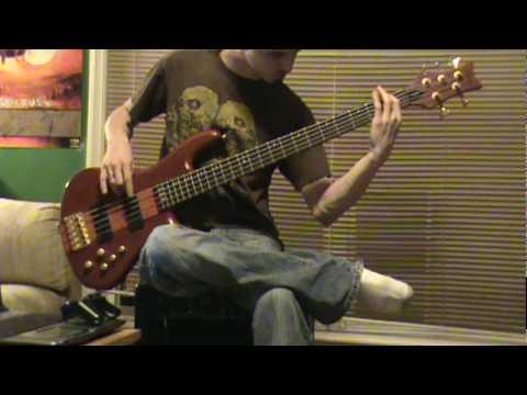 Gojira - Yamas Messengers on Bass