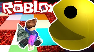 Roblox - We're All Gonna Die!! (Disaster Survival - Survive a Giant Pacman)