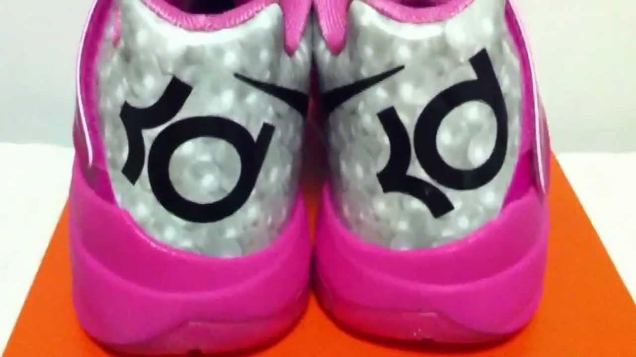d2ed86d980e Nike Zoom KD IV AUNT PEARL - YouTube