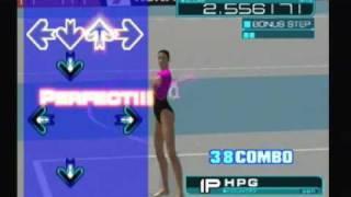 ESPN Track n Field: Rhythm Gymnastic