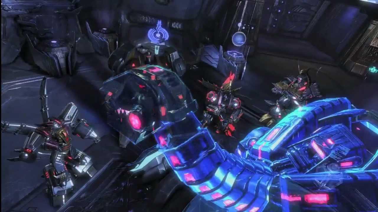 Dinobots Fall Of Cybertron
