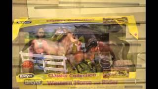Breyer Horses ~  Reeves International, Inc.~ New York Toy Fair 2015