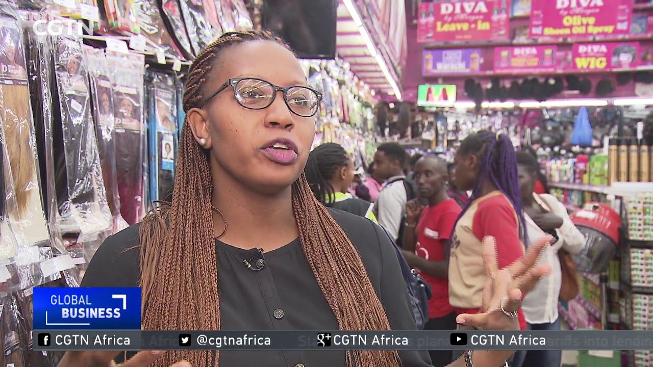 Hair manufacturers vie for a cut of Kenya's $250 million ...