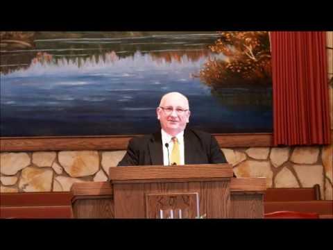 Pastor John Ashley