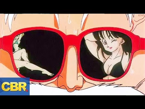 15 Times Master Roshi Crossed The Line In Dragon Ball