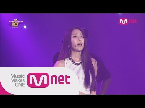 Mnet [엠카운트다운] Ep.386 : 보아(BoA) & 세훈(EXO Sehun) - Only one @10thAnniversary_140724