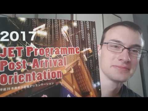 JET 2017: Part 3 - Tokyo Orientation & Arrival (Unedited)