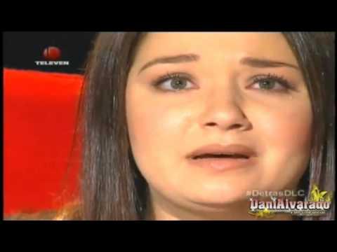 Daniela Alvarado en Detras de las Camaras 21/08/13
