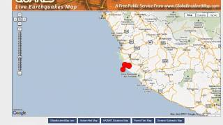 LARGE M 7.0 EARTHQUAKE NEAR THE COAST OF CENTRAL PERU 10-28-2011