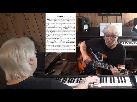 Bossa Rokka - Jazz guitar & piano cover ( George Benson ) mp3