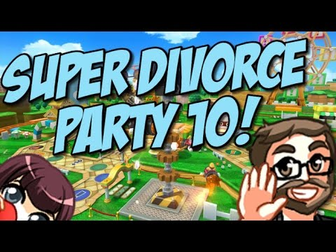 Divorce Party 10 with My Wife!