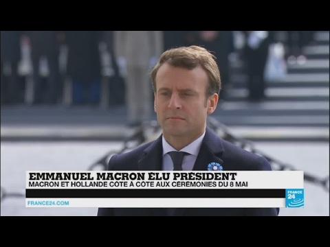 """Emmanuel Macron Président : """"Il a bénéficié d'une conjonction des astres favorable"""""""