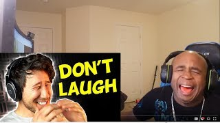 Reacting To Markiplier's Try Not To Laugh Challenge #14