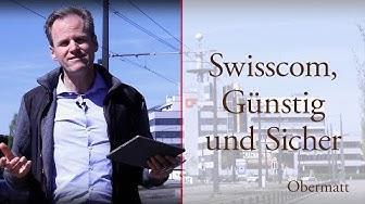 Swisscom, Günstig und Sicher