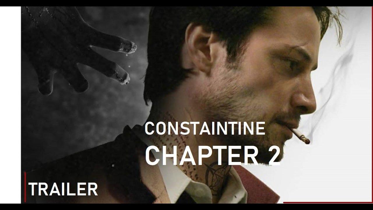 CONSTANTINE 20   Trailer 200200   Reeves, Constantine Sequel ...