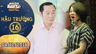 Ngôi sao khoai tây   hậu trường 16: Tiết lộ sự thật sau màn đấu karaoke cực sung nhạc Sơn Tùng MTP