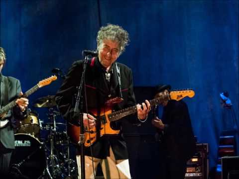 Bob Dylan and his Band The Green at Shelburne Museum Shelburne, VT June 20, 2017