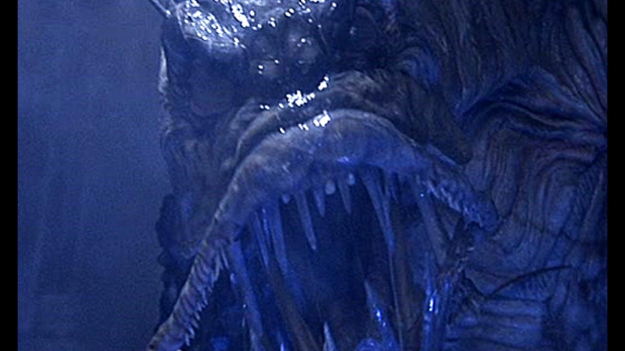 Top 10 Underwater Horror Movie Monsters