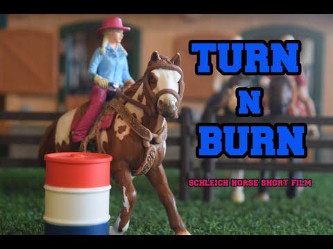 Turn N Burn - Schleich Horse Short Film
