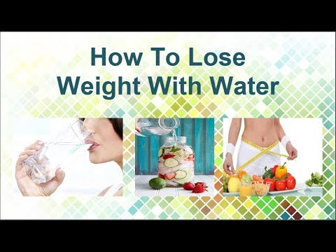 how-to-lose-weight-with-water-quickly-and-safely