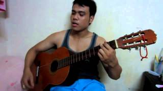 Suy nghĩ trong anh - guitar cover by mr.tmax