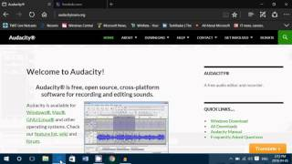 Windows OS X and Linux tip and tricks Audacity software turns your PC into a recording studio for fr