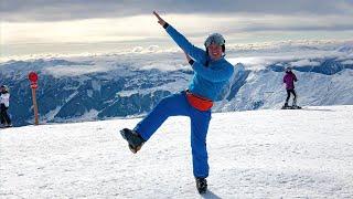 Грузия Гудаури горнолыжный курорт 2020
