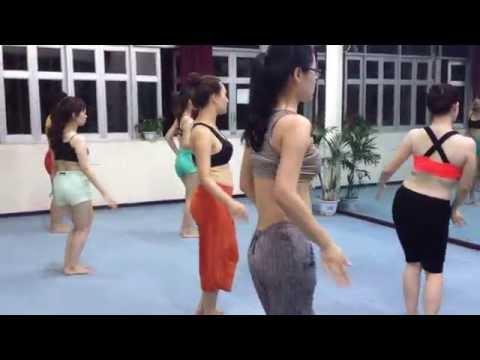Múa bụng cơ bản ( bellydance basic ), lớp học múa bụng tại PY CLUB