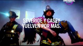 Chicago Fire - Tráiler Temporada 4