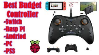 Best Budget Wired Gaming Controller? - PC, Pi, Switch, PS3