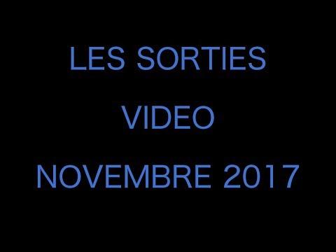 les sorties dvd et blu ray de novembre 2017 par Mr Geek streaming vf