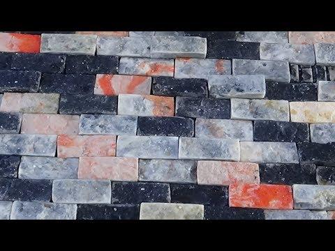مشروع صناعة الواح الرخام القصاقيص للديكور من الاسمنت والبوليستر السائل جديد كامل بالتوفيق يارب thumbnail