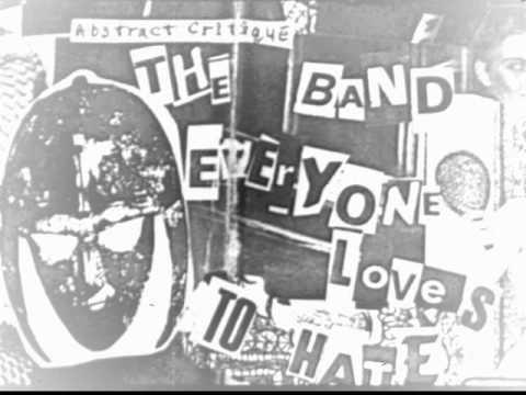 abstract critique